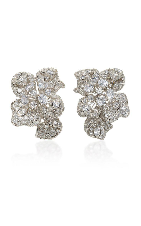 ROSENICE Sterling Silver Plated Thread Drop Earrings Teardrop Back Earrings - 1 Pair HUzUnHbl