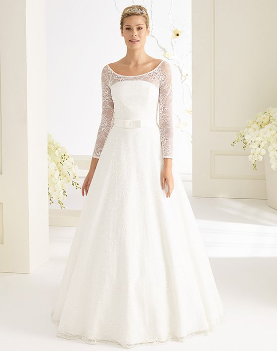 BELLA dress from Bianco Evento
