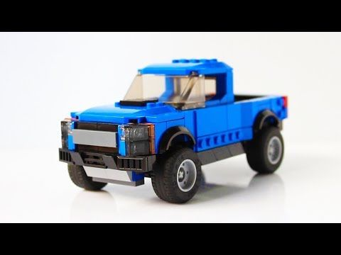 LEGO Cars Tutorial! - How To Build 3 Cool LEGO Cars