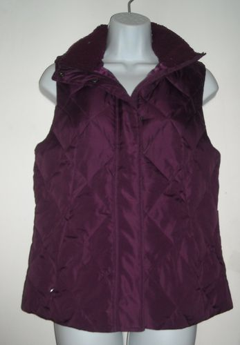 NWT -Kenneth Cole Reaction Zip Up Quilted Vest-S-L-2X. Starting at $20 on Tophatter.com!