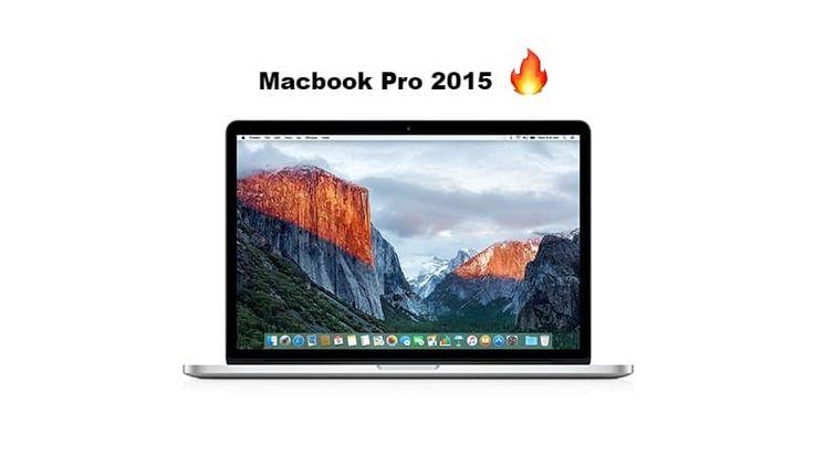 Apple recalls 2015 15-inch MacBook Pros over battery fire risk