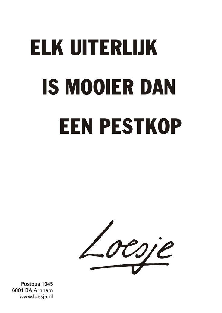 Loesje+Elk+uiterlijk+is+mooier+dan+een+pestkop+(jpg).jpg (1133×1600)