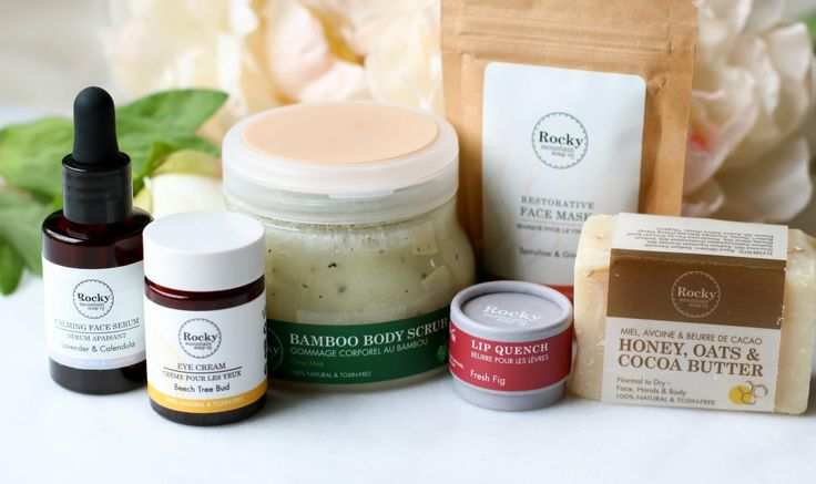 The Perfect Approach To Natural Skin Care: Rocky Mountain Soap Company