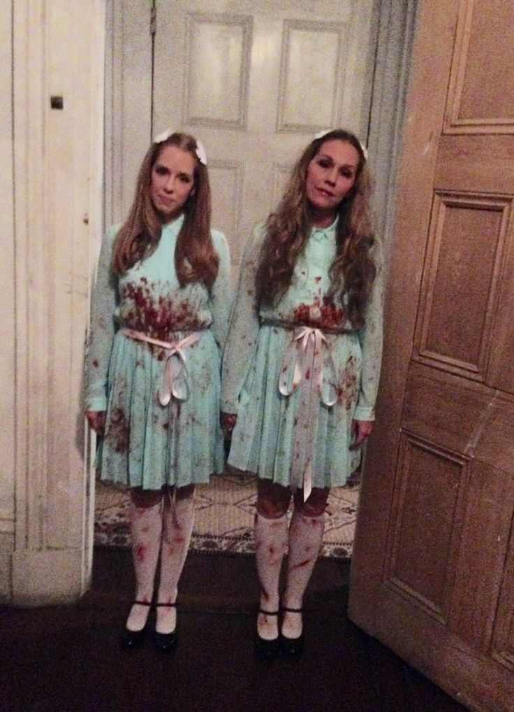 great halloween costume the grady twins from the shining by stanley kubrick come - The Shining Halloween