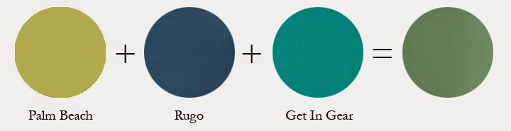 Rescue. Restore. Redecorate.: One Step Color Mixing