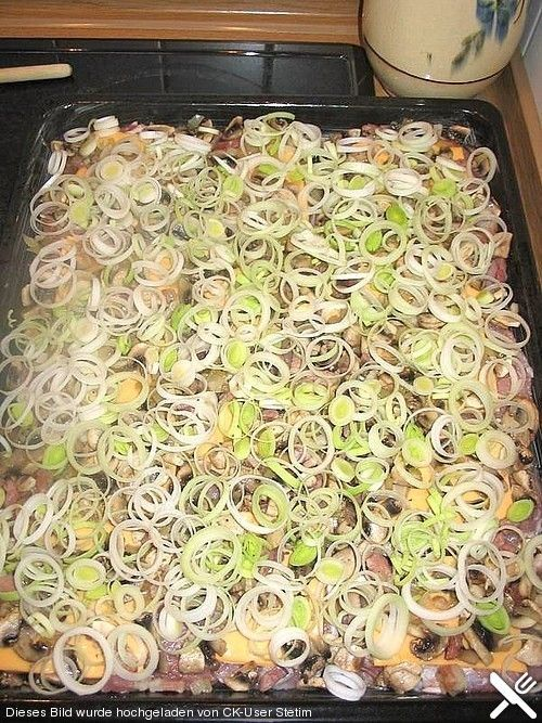 Chefkoch.de Rezept: Schnitzelpfanne: