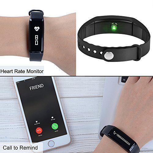 Fitness Tracker Sport Watch Monitor Heart Rate Waterproof Pedometer Calorie NEW  #FitnessTrackerSport