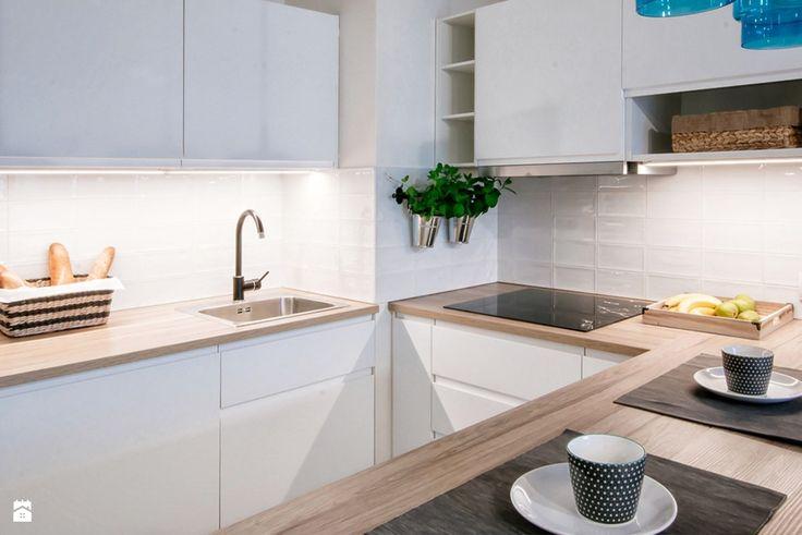 Kuchnia styl Skandynawski - zdjęcie od DreamHouse - Kuchnia - Styl Skandynawski - DreamHouse