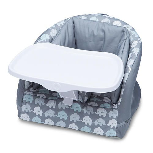 "Boppy Baby Chair - Elephant Walk - The Boppy Company - Babies ""R"" Us"