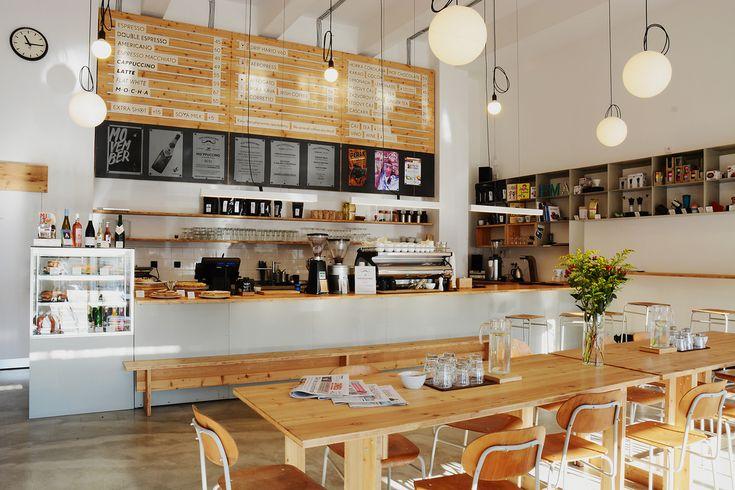 EMA espresso bar Prague