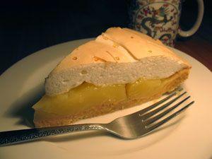 Lemon meringue pie - Food Intolerance Network