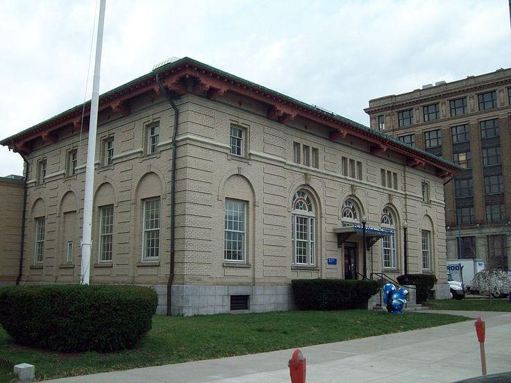 File:US Post Office-Olean NY Apr 10.JPG