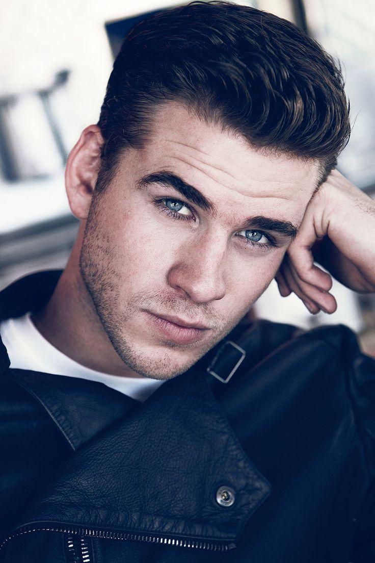 liam hemsworth: Eye Candy, Miley Cyrus, Man Candy, Big Brother, Liam Hemsworth, Blue Eye, Celebs, Liamhemsworth, Beautiful People