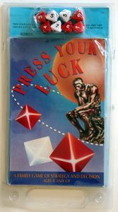 Press Your Luck on BoardGameGeek