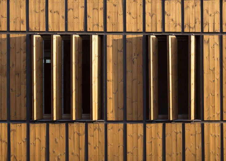 Lp2 Architecture Studio Has Used Rotating Panels And