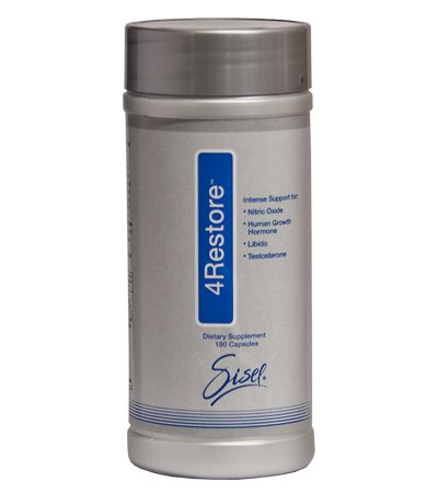 Combines four dynamic biological support systems into one intensively powerful formulation. 4Restore™ increases the amount of Nitric Oxide in your body, thereby enhancing your body's ability to exercise, lose weight, provide better immunity, naturally produce more testosterone and increase your libido in both men and women. #NitricOxide #weightloss #health #libido
