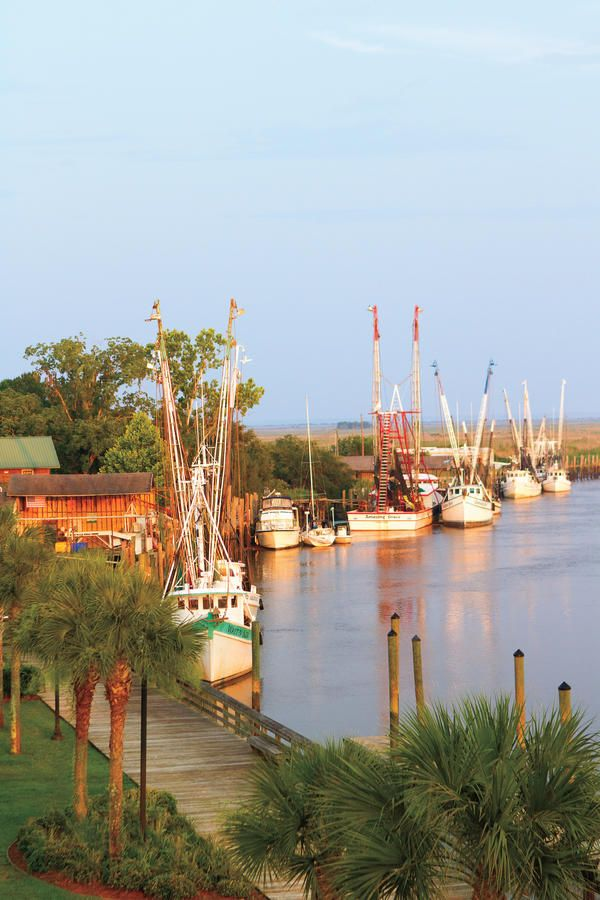 Scenic Highway 17 delivers three picture-postcard destinations across coastal Georgia—iconic Savannah and St. Simons Island, as well as a lovely, lesser-known find, historic Darien. Insider's Tip: You'll find one of Savannah's most affordable dinners in the basement of one of its finest restaurants. Make a meal of the appetizers at Planters Tavern (912/232-4286), downstairs at The Olde Pink House Restaurant. Road Trip Details