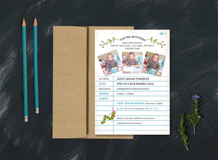 DIY Printable - Bookworm Party Invitation - Bookworm Party - Back to School Party - Library Party - Library Theme Baby Shower by DeFine1Lady on Etsy https://www.etsy.com/listing/203443443/diy-printable-bookworm-party-invitation