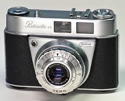 Kodak Retinette  *Ready to load a film and shoot away