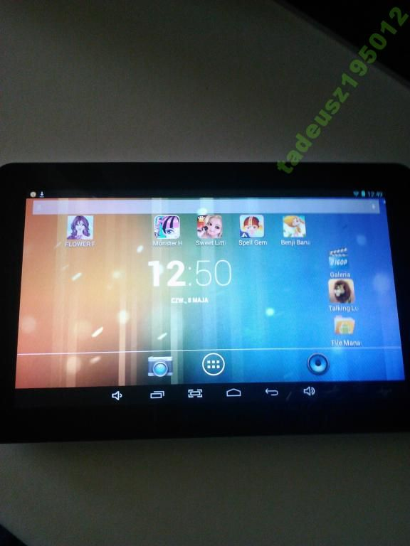 TABLET KIANO YOUNG 9 DUAL