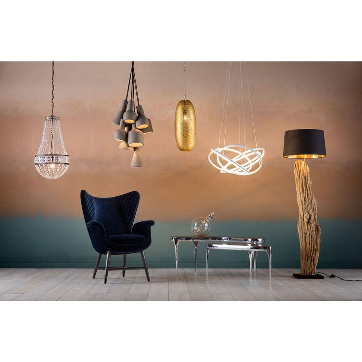 Saturn LED Big Pendant Lamp • WOO Design