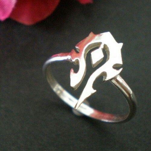 Horde WoW ring