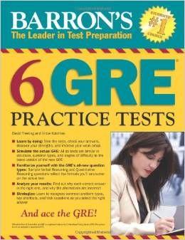 Best #GRE Prep Books