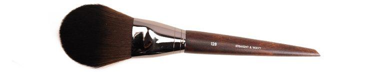 Make Up For Ever # 128 Precision Powder Brush