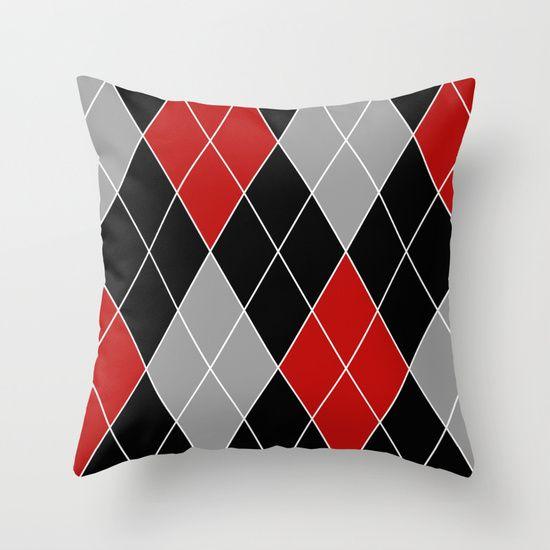 Diamon 1 Throw Pillow