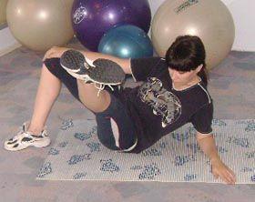 Тренируем ножки - похудеть, упражнения, для, бедер, растяжка