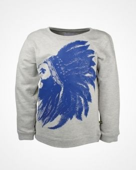 Indian Sweatshirt / The Brand - Söt by Sweden