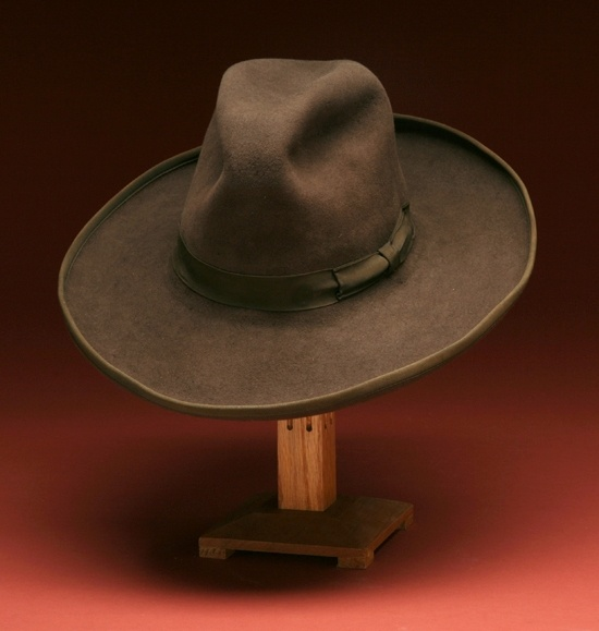 Vintage Bailey Hat from Knott's Berry Farm's Ghost Town  from Smith And Western