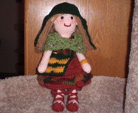 Amigurumi Spiky Hair : 66 best images about crochet dolls on Pinterest Free ...