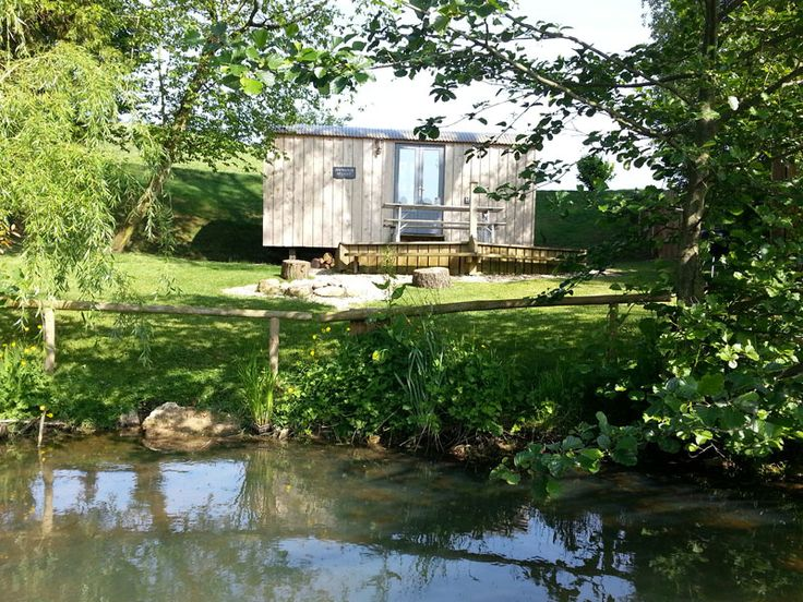 Tiny house to rent in Somerset, England.  :)