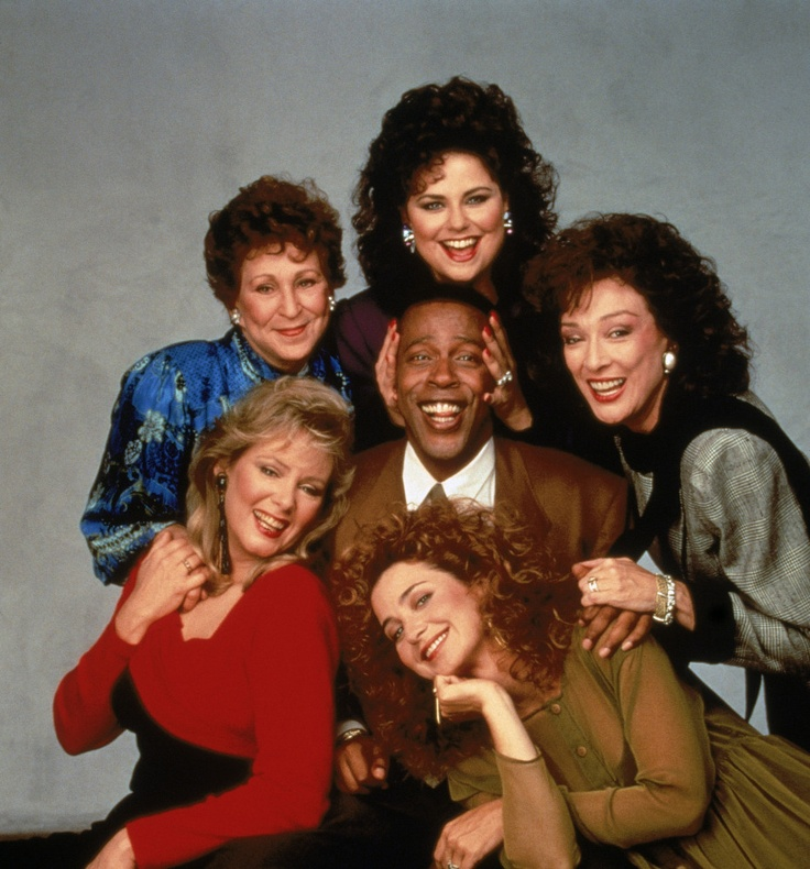 Designing Women. If NBC had Thursday night domination, CBS had Monday night. I loved this show about smart sexy southern women who worked together with poor Anthony who had an unfortunate incarceration. They were on for years and I was sad to see it end.