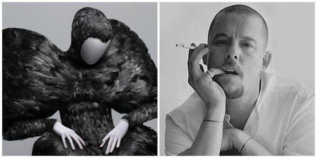Το e - περιοδικό μας: Alexander McQueen, ο 21ος αιώνας ξεκίνησε μαζί του...