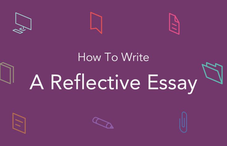 How to be a better essay write the reflective paragraph