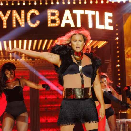 Channing Tatum Jenna Dewan Lip Sync Battle Video           https://youtu.be/LdfMKnJ1y2o