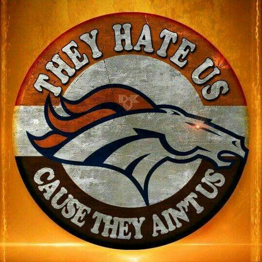 The Denver Broncos 2015!!