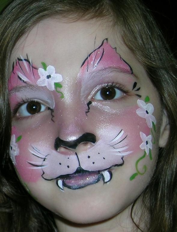 89 best images about Facepainting cats on Pinterest