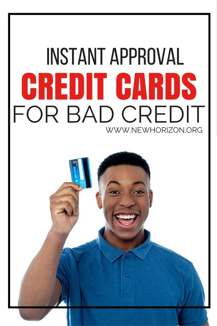17 Best ideas about Instant Approval Credit Cards on Pinterest ...