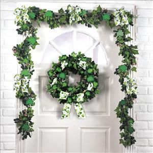 1000 images about saint patrick 39 s entry decor on for St patricks day home decorations