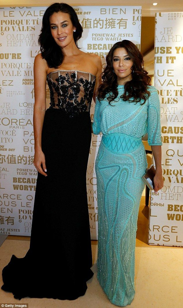 Eva & Megan Gale