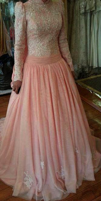 Glamorous Hijab Dress.