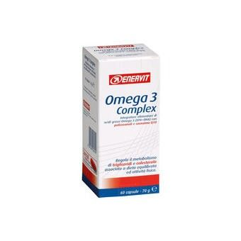 ENERVIT Omega 3 complex - Store For Cycling