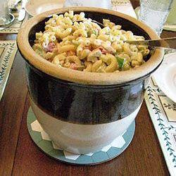 Resep Sarapan Salad Makaroni