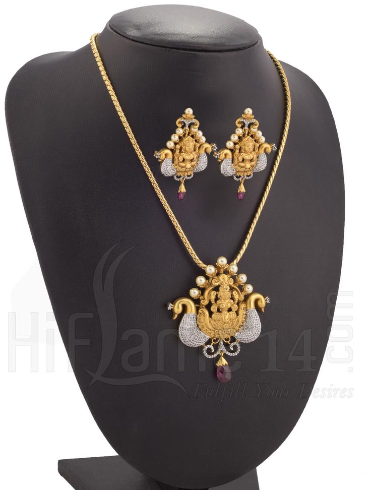 Remember, when jewelry meets tradition, there's nothing like it. This one simple yet an elegant traditional set is more than enough for others to admire you. More on https://www.hiflame14.com/antique-lakshmi-cz-stone-pearl-necklace-set SKU ID – 5022200083398 Rental Value – RS.1679/- Ph: 044 – 6514 6514 Whatsapp – 72007 01414