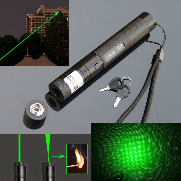 http://www.laserpuissant.com/10000mw-pointeur-laser-puissant-vert.html ,Ce 10000mW laser surpuissant vert possède une longueur d'onde de 532 nm qui lui donne une couleur verte particulièrement intense (contre 650 nm pour un rouge et 405 nm pour un bleu).