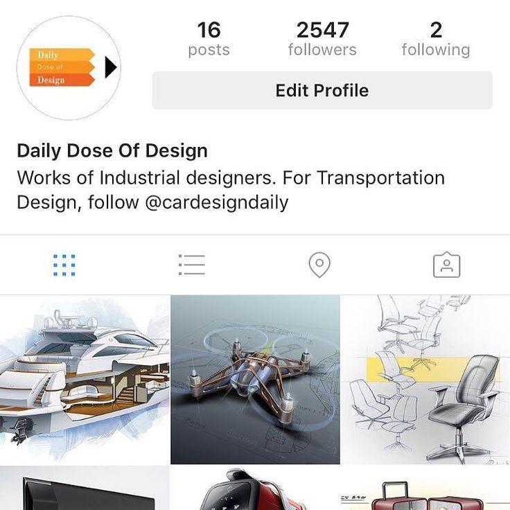 Follow our Industrial Design Instagram  Daily Dose of Design @daily.dose.of.design by http://ift.tt/1qWdyOy