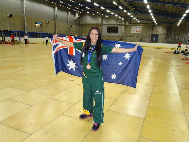 Two-time medalist at IFMA muaythai world championships, Yolanda Schmidt talks her experience partaking in the events.